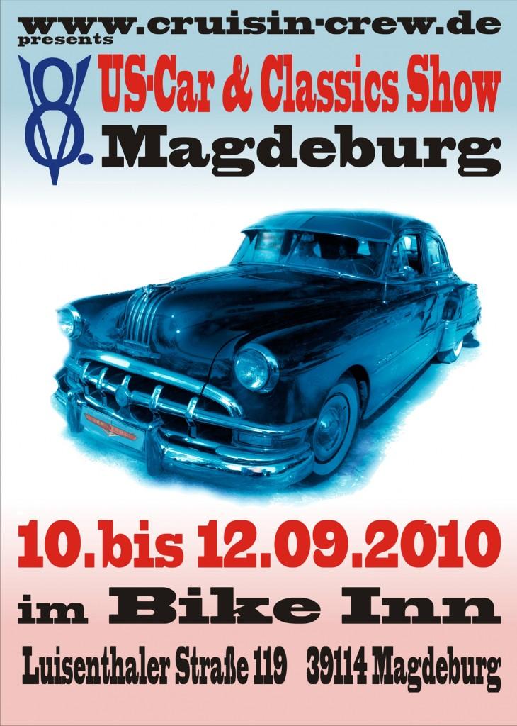 8. US-Car Treffen Magdeburg